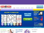 Math Games | Math Puzzles | KenKen, Puzzles that make you smarter