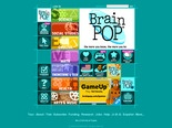 BrainPOP - Animated Educational Site for Kids - Science, Social Studies, English, Math, Arts