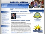 Howard-Suamico Website