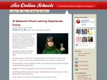 25 Awesome Virtual Learning Experiences Online - Virtual Education Websites | Ace Online Schools