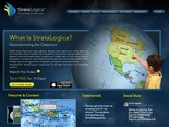 Stratalogica - Online Atlas and Digital Map Resource