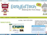 Easy Ed Tech: Lessonopoly