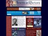 American Rhetoric: The Power of Oratory in the United States