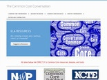 ELA Resources - The Common Core Conversation