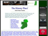 The History Place - Irish Potato Famine