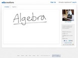 Algebra | Educreations