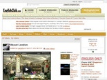 About London - EnglishClub.com