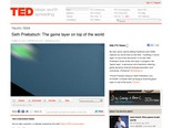 Seth Priebatsch: The game layer on top of the world | Video on TED.com