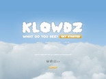 Find shapes in clouds and draw them online / Klowdz