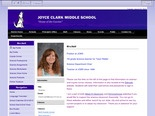 Sierra Vista Public Schools Web site for Mrs Neill