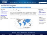 International Programs - U.S. Census Bureau