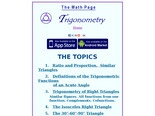 Trigonometry - A complete course