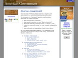 American Government [ushistory.org]