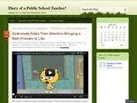 GoAnimate Grabs Their Attention:Bringing a Math Problem to Life!