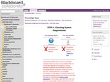 Support Portal  - Blackboard Collaborate