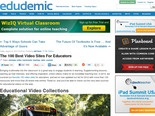 The 100 Best Video Sites For Educators | Edudemic