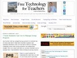 Free Technology for Teachers: 7 Tools Students Can Use to Manage Group Projects