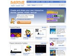 Scratch Home- imagine, program, share