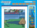 Discovery Kids :: Games - Build A Coaster