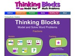 Thinking Blocks - Fractions Tutorial