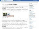 Edmodo - Student Badges | Help Center