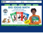 BIG IDEAS MATH...Textbook Resources
