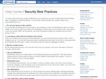 Edmodo - Security Best Practices | Help Center