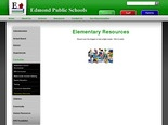 Elementary Resources
