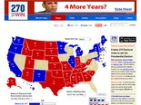 2012 Presidential Election Interactive Map and History of the Electoral College