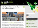 Is the Flipped Classroom the Right Tech Tool for Teachers?