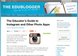 The Educator's Guide to Instagram and Other Photo Apps | The Edublogger