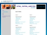 HTML, XHTML, and CSS, 6e Learn It Online
