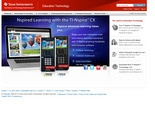 Calculators and Education Technology by Texas Instruments - US and Canada