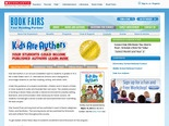 Scholastic Book Fairs - Kids Are Authors - About the Contest