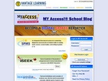 MY Access! School Edition Login - Vantage Learning