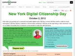 New York Digital Citizenship Day | Common Sense Media