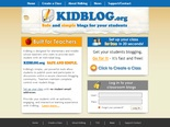 Kidblog.org - Blogs for Teachers and Students