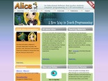 Alice is an innovative 3D programming environment that makes it easy to create an animation for telling a story, playing an interactive game, or a video to share on the web. Alice is a teaching tool for introductory computing. It uses 3D graphics and a dr