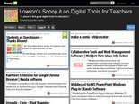 Lowton's Scoop.it on Digital Tools for Teachers | Scoop.it