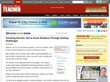Teaching Secrets: Get to Know Students Through Seating Challenges