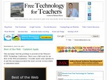 Free Technology for Teachers: Best of the Web - Updated Again