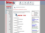 Sports How-To Index Page - SportsKnowHow.com