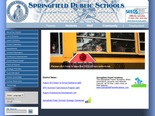 Springfield Public Schools - Home Page