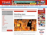 Rebuilding Japan | TIME For Kids