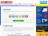 Free Math Puzzles | KenKen, Math Puzzles that make you smarter