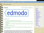 TechTools4Teaching - Edmodo