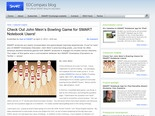 Check Out John Mein's Bowling Game for SMART Notebook Users!