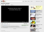 YouTube        - figurative language