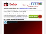 YouTube Downloader - Download and Convert Videos for Free
