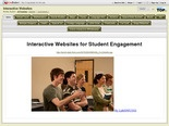 Interactive Websites - LiveBinder
